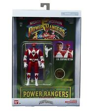 Power Rangers Mighty Morphin Red Ranger Legacy Collectable Figure