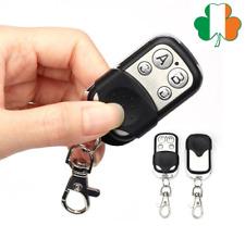 Universal 433MHz Self Cloning Car Gate Fob Remote Control Door Key