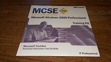MCSE Exam 70-210 Premium Edition Microsoft Windows '00 Professional Training Kit