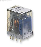 Finder DPCO 55.12.9.024.0000 24vdc relais pcb