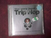COMPILATION - THE VERY BEST OF TRIP HOP (15 TRACKS). 2 CD.