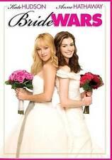 Bride Wars (DVD, 2009, Widescreen) Kate HUDSON, Anne Hathaway