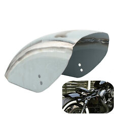 Steel Rear Mudguard Fender Unpainted For Harley Sportster 48 XL1200 XL883 86-18