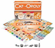 Cat-Opoly Family Board Game - Game for Cat Lovers