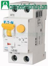 Interruttore magnetotermico differenziale AC 1P+N 16A 30ma 4,5KA EATON 237068