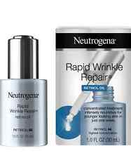 Neutrogena Rapid Wrinkle Repair Retinol Oil 1.0 oz.