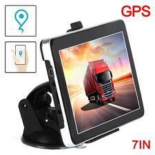 """7"""" Zoll GPS Navi Navigation Navigationsgerät für LKW PKW Auto Bluetooth"""