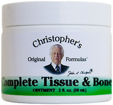 Dr. Christophers Original Formulas Complete Tissue and Bone Ointment, 2 Ounce