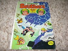 The Brothers, The Cult Escape (1980) – Spire Christian Comics – Al Hartley – FN