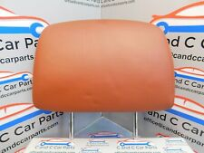 BMW Front Head Rest Driver Passenger in Chestnut Red E92 M3 Pre LCI 27/11 *1
