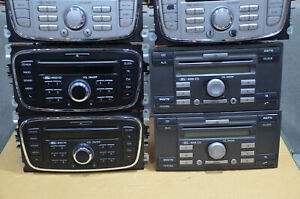 Ford V Serial Number Radio Unlock Code * Sony DAB * Visteon * 6000 CD * 6006 CDC
