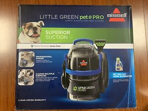 Bissell Little Green Pet Pro (2891) Carpet & Upholstery Deep Cleaner