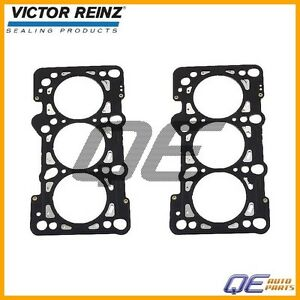 For Audi A6 Quattro Allroad Set of 2 Eng. Cylinder Head Gaskets Reinz 078103383K