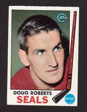 Doug Roberts Oakland Seals 1969-70 Topps Hockey Card #81 EX/MT- NM