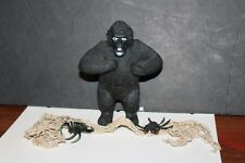 "1970's  G.I. JOE ADVENTURE TEAM ""CAPTURE OF THE PYGMY GORILLA"" GORILLA & NET"