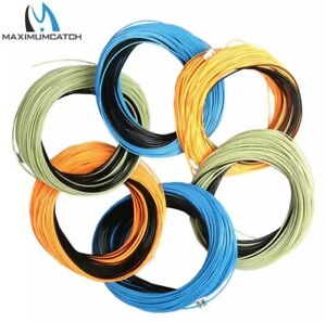 Maxcatch Sink Tip Fly Line Sinking Tip Floating Fishing Line