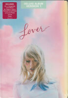 Taylor Swift CD - Lover: Journal 1 (Deluxe Album Version 1) NEW & SEALED