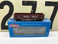 Athearn RND HO Scale Lehigh Valley 40' Gondola RD #33302 RTR New