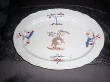 More details for a rare chelsea porcelain kakiemon moulded plate c1750-52