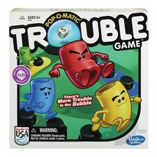 Trouble Game, New, Free Shipping