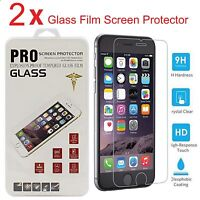 Real Tempered Glass Film Screen Protector for Apple 5.5 iPhone 6 6S 7 8 Plus