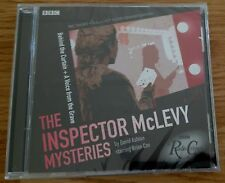 AUDIO BOOK: David Ashton - THE INSPECTOR MCLEVY MYSTERIES on CD new - BBC