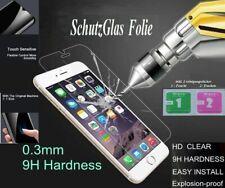 💥 2x SchutzGlas Folie für Handy 💥MegaAuswahl 💥Echt Glas 9H Transparent Klar💥