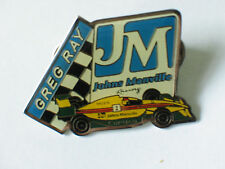 Greg Ray Menards Team Race Car Driver Nascar Racing PIn , (**)