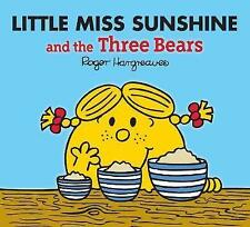 Little Miss Sunshine And The Three Bears | Roger Hargreaves | Story Book | New