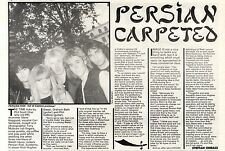 24/11/84pg18 Vintage Article & Picture, Persian Risk