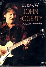 NEW DVD - JOHN FOGERTY - - LIVE PERFORMANCES - RARE EUROPEAN RELEASE -