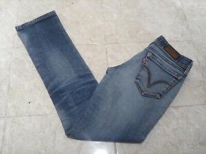 LEVI'S 470 Low Rise Straight Jeans , size 10 UK , 28W 31L