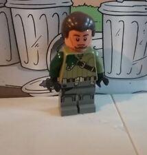 Star Wars lego mini figure KANAN JARRUS brown hair 911719 75141 75053 75084