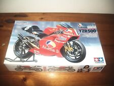 TAMIYA 1/12 ANTENA 3 YAMAHA YZR500 DANTIN MOTORCYCLE MODEL KIT 14078
