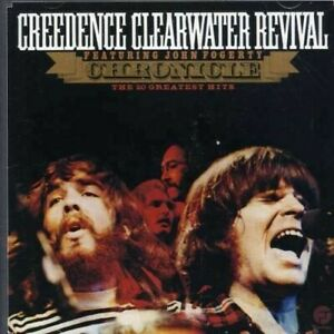 Chronicle: 20 Greatest Hits - Creedence Clearwater Revival CD 1800022 Concord