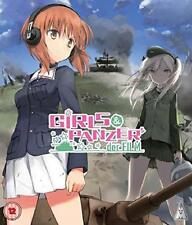 Girls Und Panzer: der Film [Blu-ray] [DVD] [Region 2]
