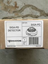 Brand New Est Edwards Siga-Pd Intelligent Photoelectric Smoke Detector Fire