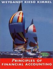 Accounting Principles, Chapter 1-19 by Donald E. Kieso, Paul D. Kimmel and Jerry