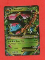 Pokemon 2/146 - MEGA EX Holo - Proxy Karte - Bisaflor   (A8297)
