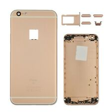 NEW IPHONE 6 + PLUS REPLACEMENT BACK REAR HOUSING BATTERY COVER ROSE GOLD UK