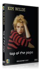 Kim Wilde - Top of the Pops 1981 / 1989 Rare DVD