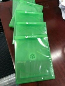 Microsoft XBox One 15 Replacement Game Case  New