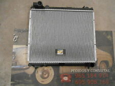 RAM108P4 RADIADOR MOTOR SUZUKI VITARA 1.9D 01-> NISSENS 64169