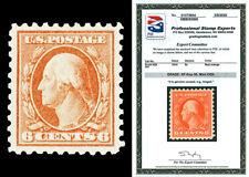 Scott 429 1914 6c Washington Perf 10 Issue Mint OG Graded XF-Sup 95 w/ PSE CERT!