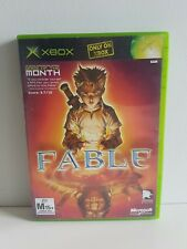 FABLE- XBOX GAME - ONLY ON XBOX