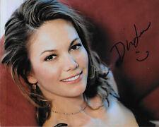 Diane Lane Original Autogramm 8X10 Foto