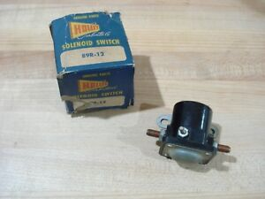 NEW NORS HOLLEY 1946-55 DODGE, PLYMOUTH 6 VOLT STARTER SOLENOID NIB!!!