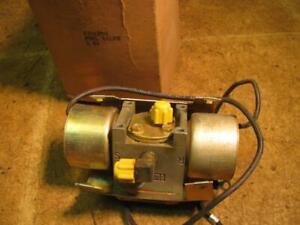 Stewart Warner G701259 Fuel Valve