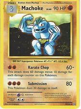 POKEMON XY EVOLUTIONS CARD - MACHOKE 58/108