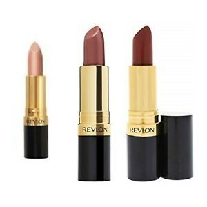 Revlon Super Lustrous Lipstick Brand New Choose Your Shade